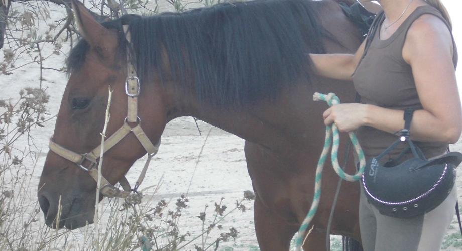Al final del día Trail Riding - Cortijo Las Minas
